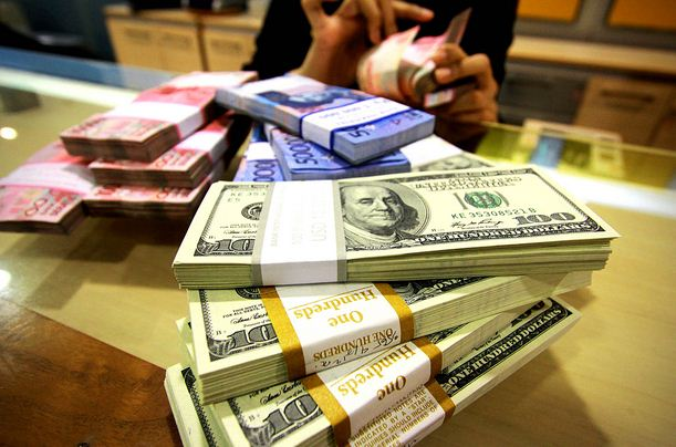 Contoh Pasar Uang