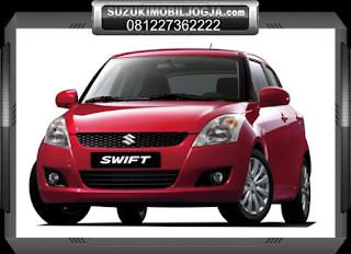 Eksterior New Swift Depan