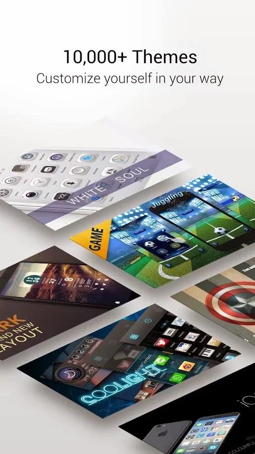 GO Launcher -Theme & Wallpaper Prime VIP v1.13