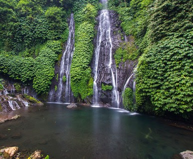 Air Terjun Banyumala Tempat Wisata Selain Pantai Di Bali Yang PopulerAir Terjun Banyumala Tempat Wisata Selain Pantai Di Bali Yang Populer