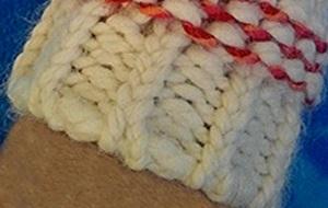 Loom Lore: Italian Tubular Cast On for the Round Loom