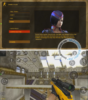 Game Counter Strike Mod Point Blank Mod Project CSPB V1.1 Terbaru