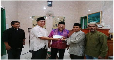 Tim Safari Ramadan DPRD Kota Padang Jemput Aspirasi Masyarakat ,