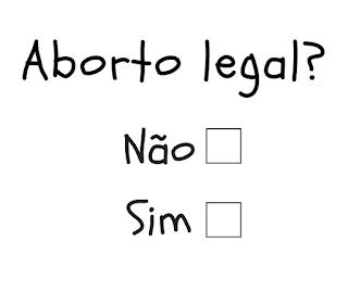 Aborto legal no Brasil? Sim ou não?