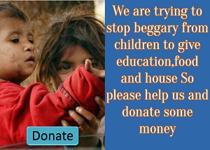STOP BEGGARY