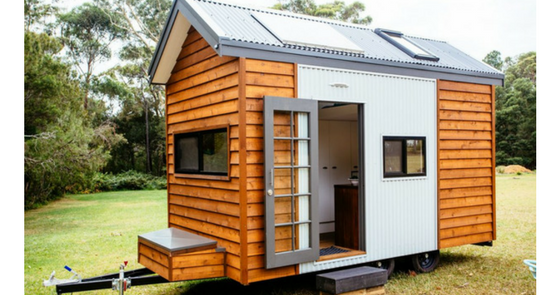 Tiny House Town Independent Series 4800dl Tiny Home