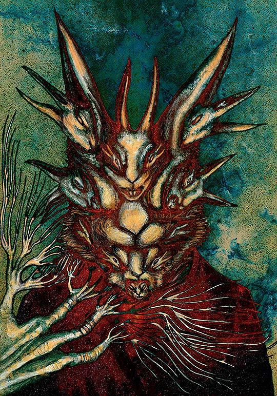 Ilustración de Alberto Fuentes aka Al Rex