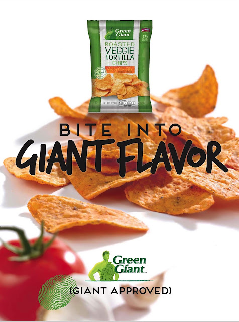 Veggie Chips from Green Giant