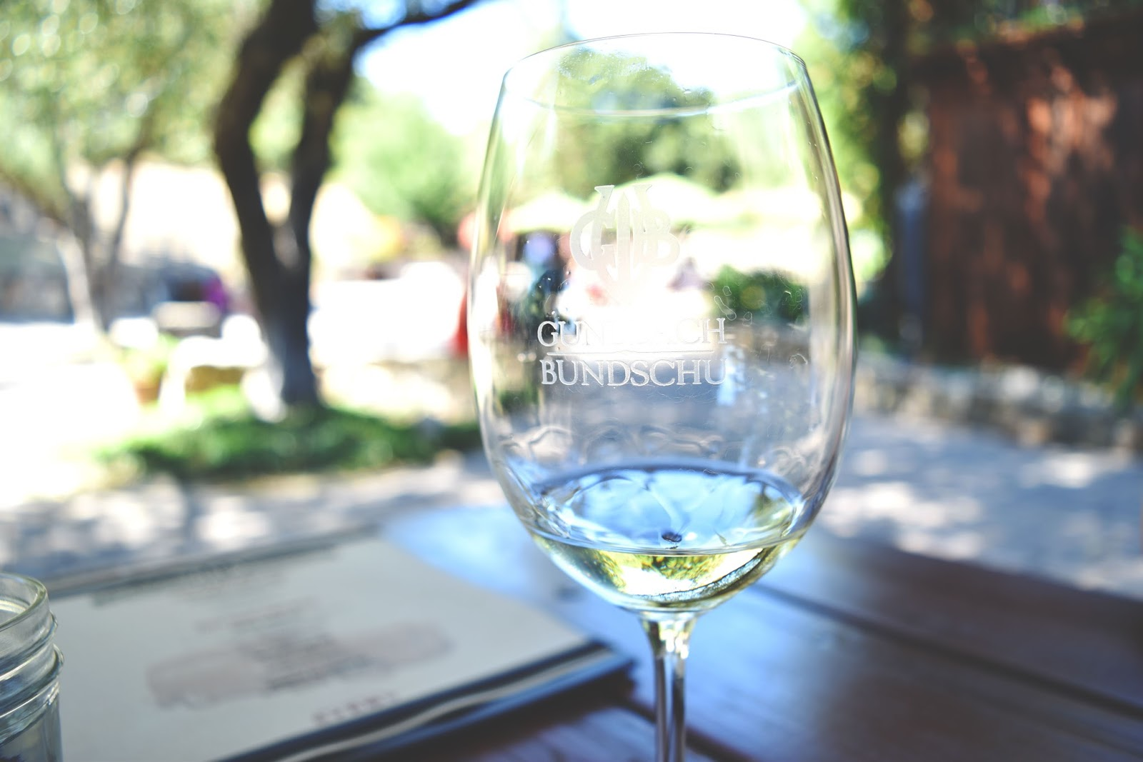 Gundlach Bundschu - a winery in Sonoma, California