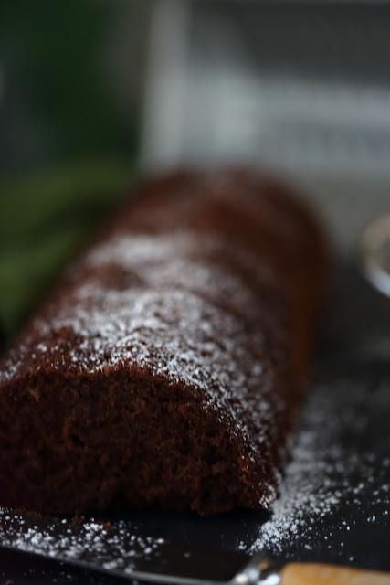 Triple ginger&spice cake