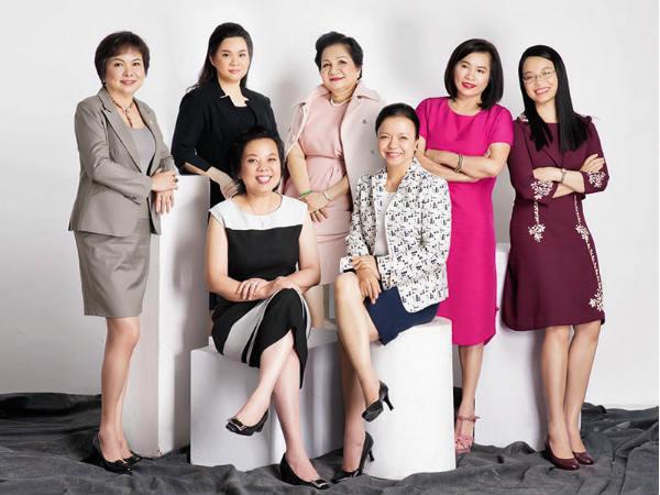 Chủ Tịch FPT Telecom Lot Top Nữ Doanh Nhân Ảnh Hưởng Nhất Việt Nam