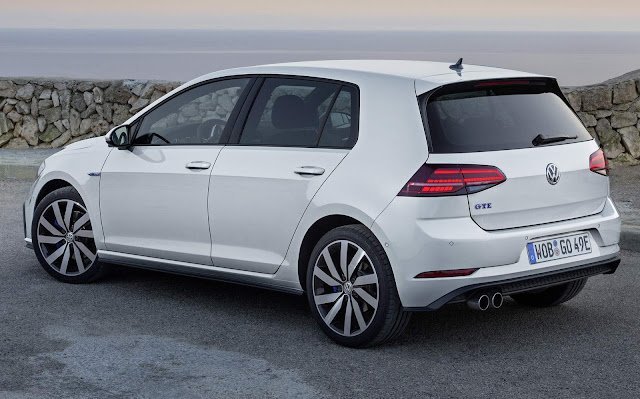 VW Golf 2019 GTE
