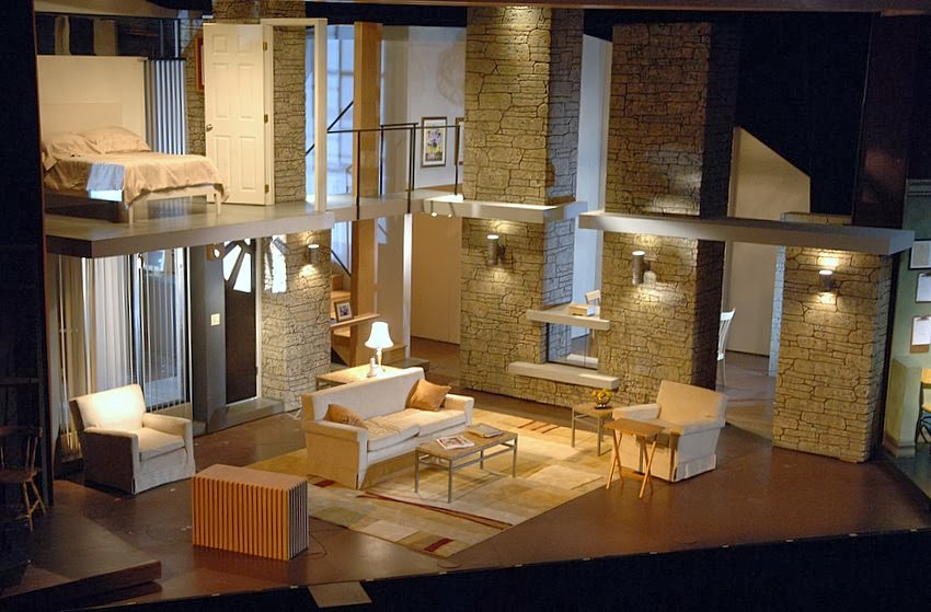 To Be Or Not To Be: Set Design Research