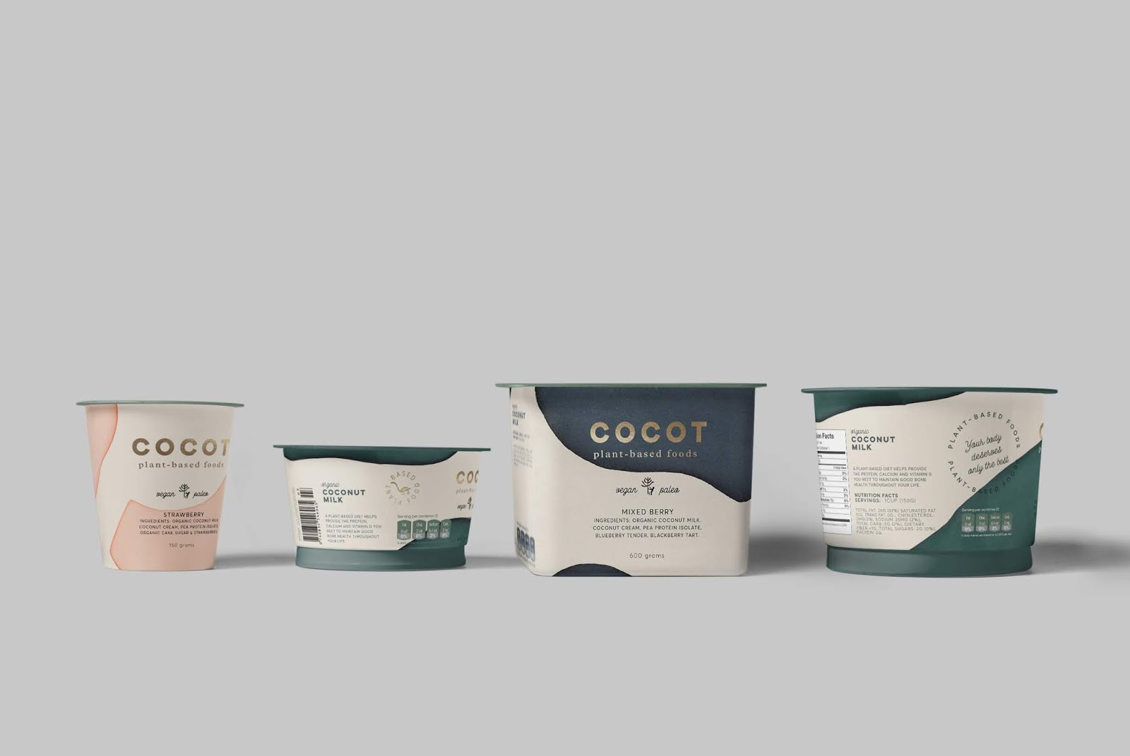 Cocot On Packaging Of The World Creative Package Design Gallery
