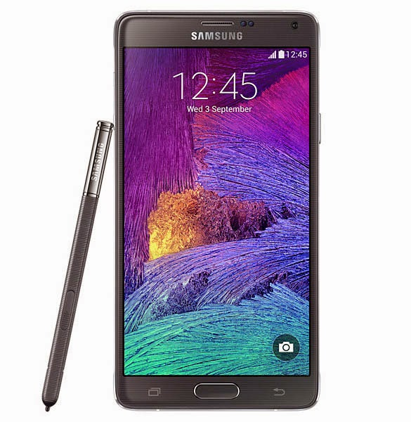 Samsung Galaxy Note 4 April 2015