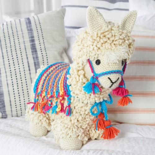 Llama-No-Drama - Free Pattern