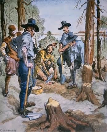 U.S. Timeline: 1621 - The Plymouth Plantation