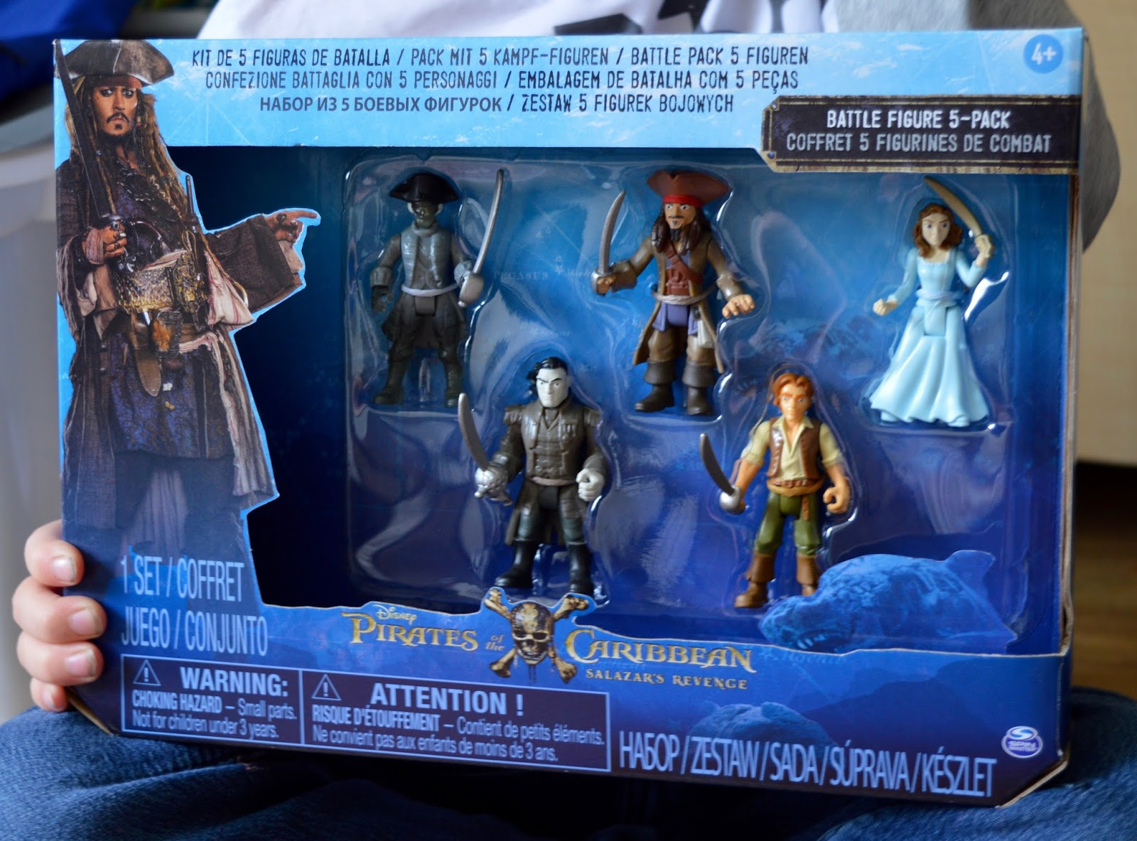 Pirates Of The Caribbean Toys : Pirates of the caribbean playsets we review jack sparrow