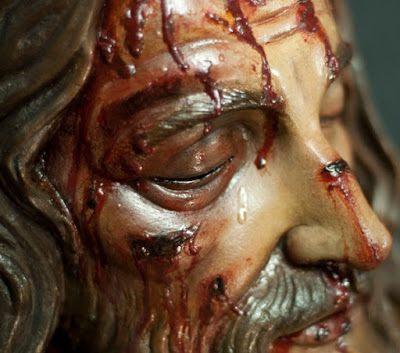 Cristo fue torturado