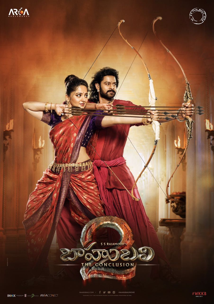 First look of Prabhas,Anushka Shetty's in Baahubali: The Conclusion