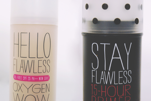 Benefit Hello Flawless and Stay Flawless