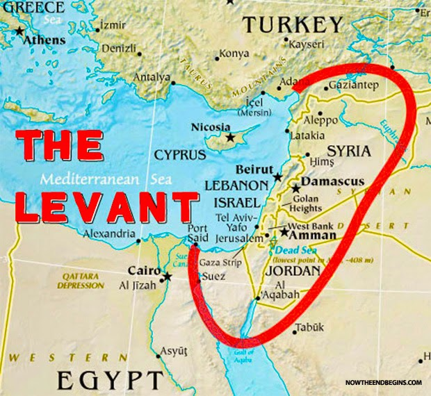 Image result for Israel's Levant