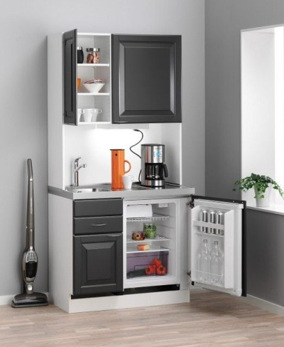 TRINETTE kitchen by Electrolux - design FROG studio, 2010
