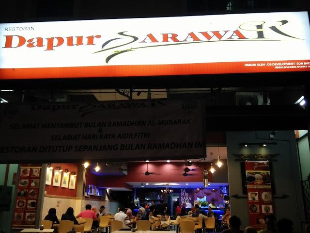Dapur Sarawak Seksyen 7 Shah Alam