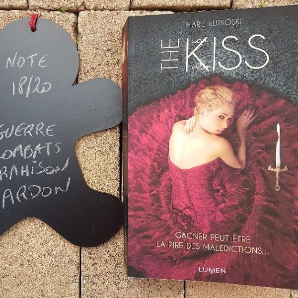 The curse, tome 3 : The kiss de Marie Rutkoski