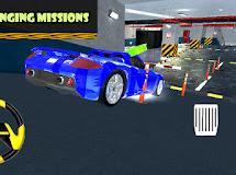 Multistorey Car Parking 3D - Street Simulator 2019