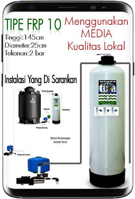 jual filter saringan air
