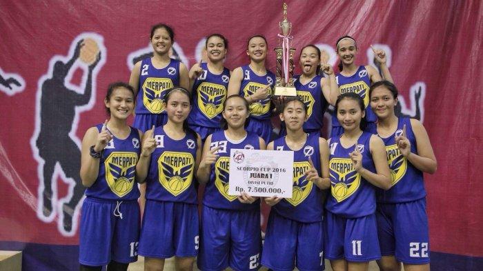CINTA OLAHRAGA INDONESIA COIpress.com: Tim Basket Putri