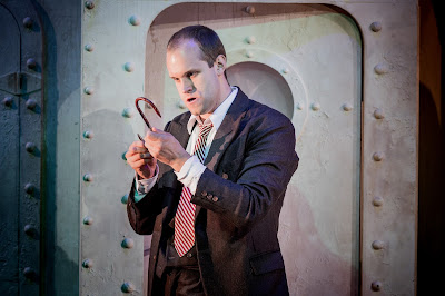 Opera Holland Park - Mozart: Don Giovanni - Ashley Riches (Photo © Robert Workman)