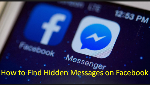 How to Find Hidden Messages on Facebook