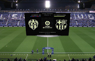 La Liga Santander Biss Key Asiasat 5 17 December 2018