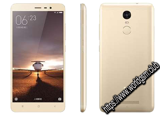 Xiaomi Redmi Note 3 Qual Official Firmware is Full Free Download