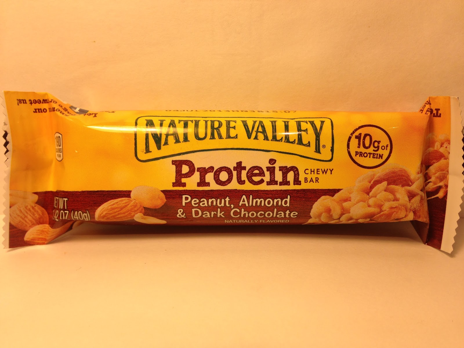 Crazy Food Dude: Review: Nature Valley Protein Peanut ...