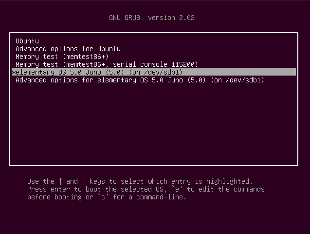 How To Change The GRUB Boot Order Or Default Boot Entry In Ubuntu