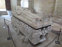 Sepulcro Abadesa Urraca Monasterio de Cañas