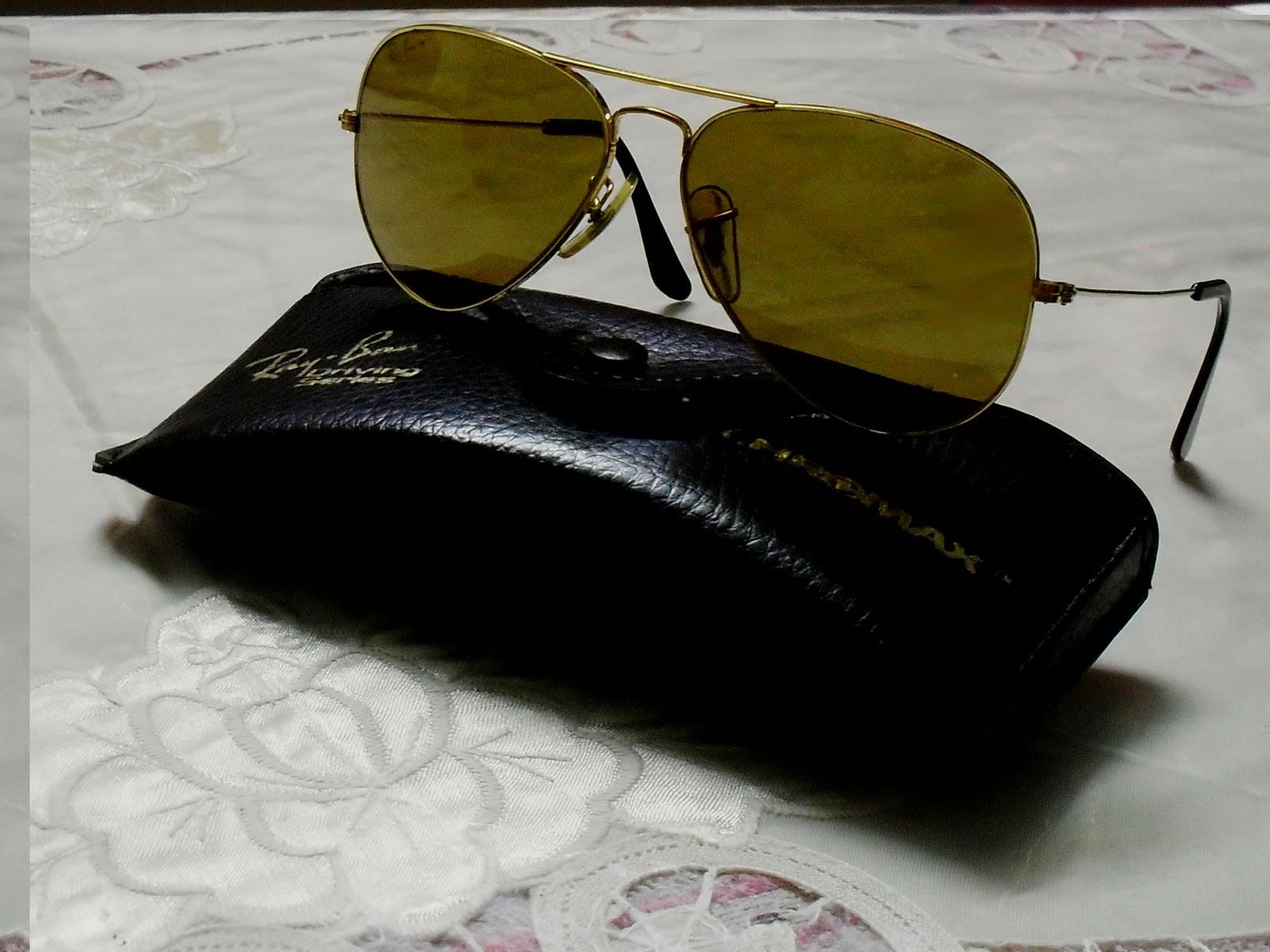 32a1341e21 Malaya Retro Blogspot.Com  ~SOLD~ VINTAGE RAYBAN CHROMAX ARISTA GOLD ...