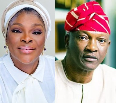 Governorship candidate Jimi Agbaje picks lawyer, Haleemat Busari as his running mate