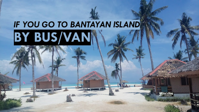 How to go to Bantayan Island by Bus/Van