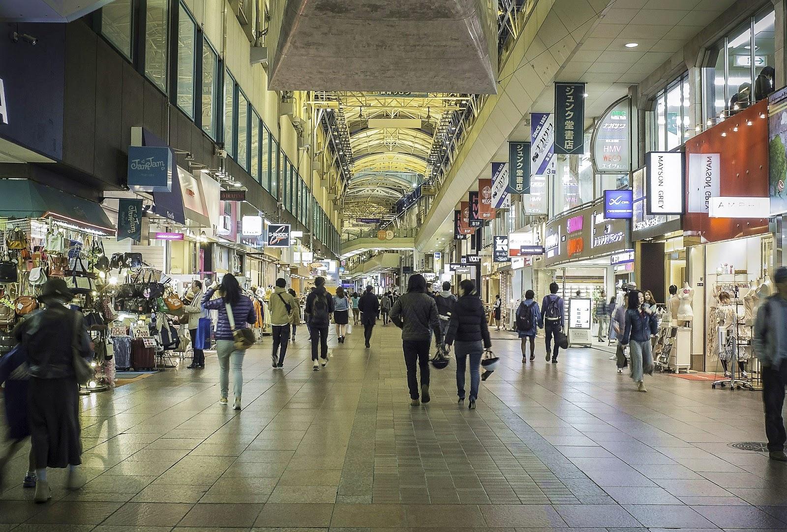 神戶-景點-推薦-三宮中心街-必買-自由行-旅遊-觀光-必遊-必去-必玩-日本-kobe-tourist-attraction-travel