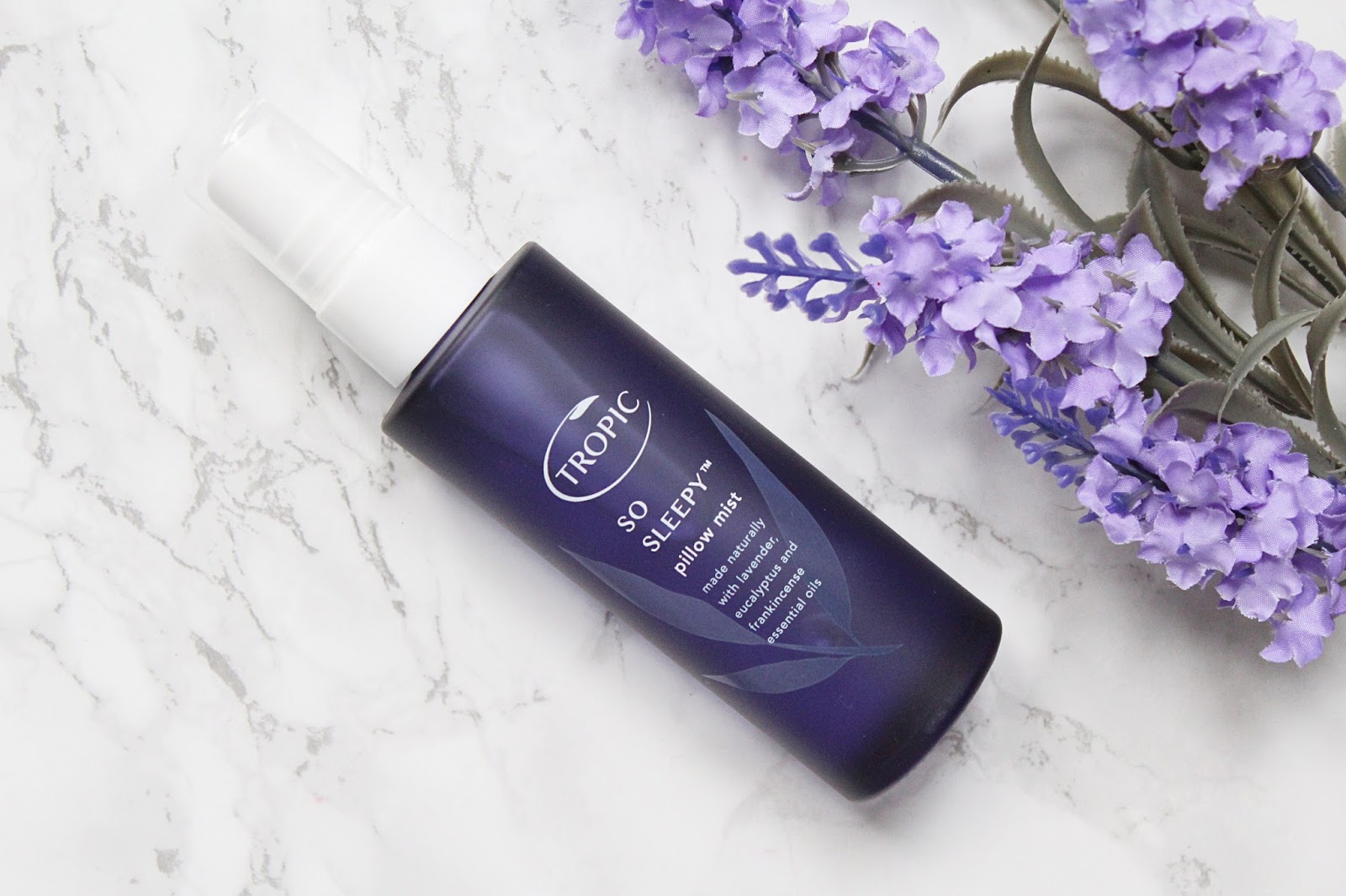 Tropic So Sleepy Pillow Mist Review