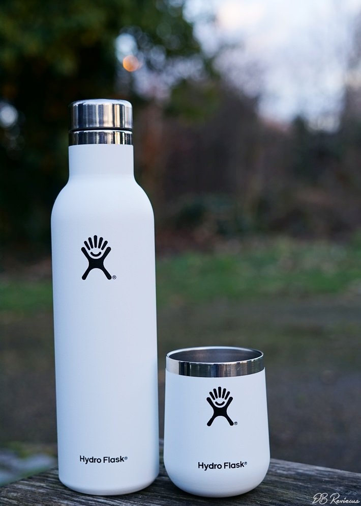 Hydro Flask Wine Bottle and Wine Tumbler Review