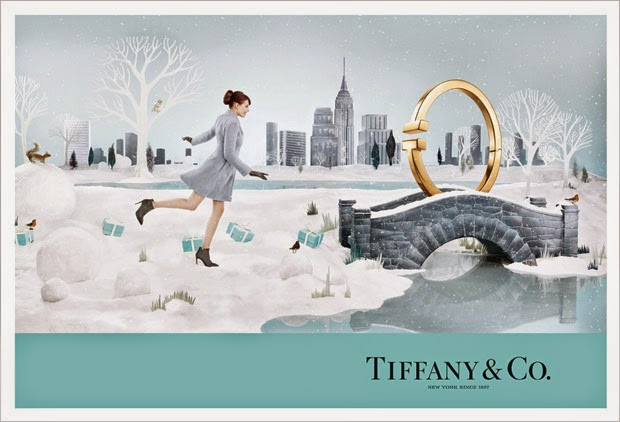 Tiffany & Co. Christmas 2014 by Tim Gutt