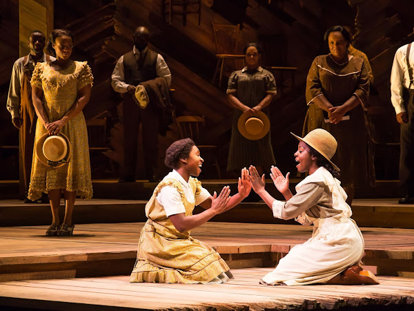 Coming to Detroit: The Color Purple