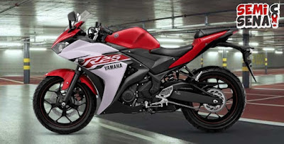 Yamaha R25 price abs