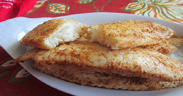 Southwest Spiced Grilled Tilapia Recipe