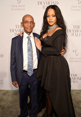 GettyImages 847124218 - GLOBAL: Rihanna Was All About Family At Her 3rd Annual Diamond Ball (Photos)